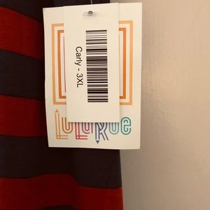 LuLaRoe Dresses - NWT!  LuLaRoe, 'Carly' Midi Dress!, Sz 3x